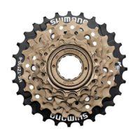 Shimano - Roue Libre 6 vitessesTourney MF-TZ500 6 Speed freewheel
