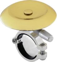 49N - SONNETTE EN LAITON CYM-BELL DE LUXE Brass Bell