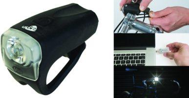 49n - FEU AVANT USB ULTRA DOPPLER Front light