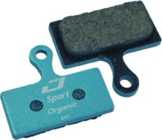 Jagwire - Plaquettes compatibles SHIMANO Deore LX T675, Deore T615, M525, M515, M515-LA, Alivio M4050, Acera M3050, Nexave C601, C501 Complatible brake pads