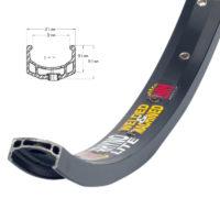 Sun Rims - RHYNO LITE 26 arrière roue libre noire