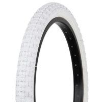 Damco - Pneu 16'' X 1.75 BLANC white tire