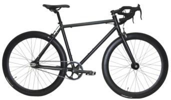 Vélo fixe DCO - Fixe Guidon Course Jantes Noires - 2018