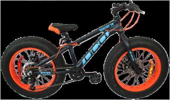 vélo fat bike enfant DCO - Real Fat 20 - 2020 kid's fat bike