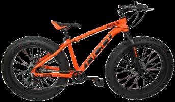 vélo fat bike DCO - Real Fat 24 - 2020
