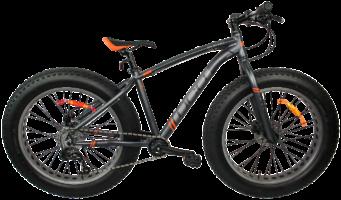 Vélo fat bike DCO - Real Fat 26 - 2020