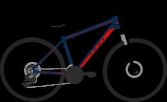 vélo de montagne DCO - X ZONE 260S - 2022 mountain bike