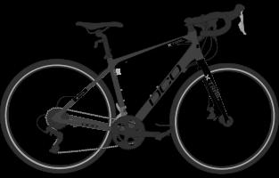 vélo gravier DCO - Xtrail - 2021gravel bike