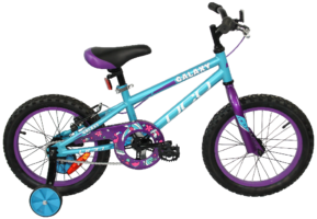 vélo pour enfant DCO - Galaxy 16 Fille - 2020 kid's bike