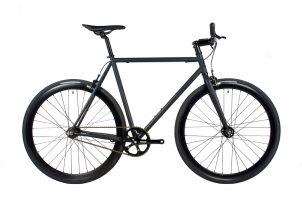 vélo fixie Fyxation - Eastside Matte Black - 2021 single speed bike