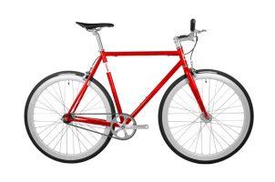 vélo fixie Fyxation - Eastside Chrome Red - 2021 single speed bike