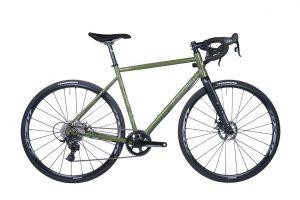 vélo gravel Fyxation - Quiver Green - 2021 gravel bike