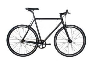 vélo fixie Fyxation - Pixel Matte Black - 2021 single speed bike