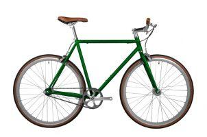 vélo fixie Fyxation - Pixel Emerald Green - 2021 single speed bike