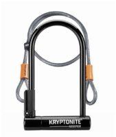 Combo cadenas Kryptonite - KEEPER 12 STD W/4' CABLE FLEX Lock combo