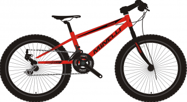 vélo pour enfant Minelli - Indigo - 2021 kid's bike