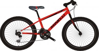 vélo pour enfant Minelli - Neon - 2021 kid's bike