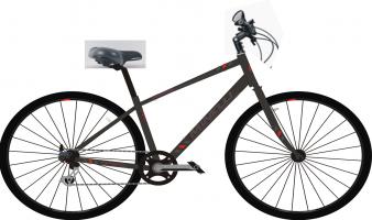 vélo hybride Minelli - Silhouette - 2021 hybrid bike