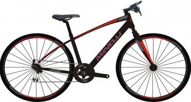 vélo hybrid performance Minelli - Performance 1 - 2021 performance hybrid bike