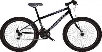 v/lo de montagne Minelli - Tornado (femme) - 2021 mountain bike