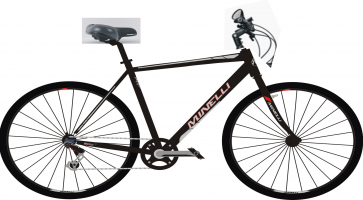vélo hybride Minelli - Promenade - 2021 hybrid bike