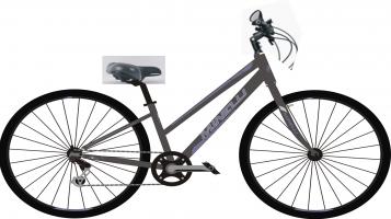 vélo hybride Minelli - Promenade Femme - 2021 hybrid bike