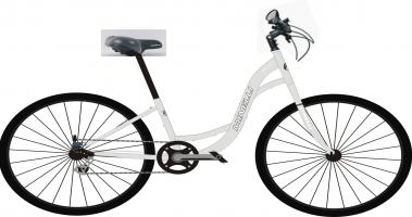 vélo hybride Minelli - Revo 7 Femme - 2021 hybrid bike