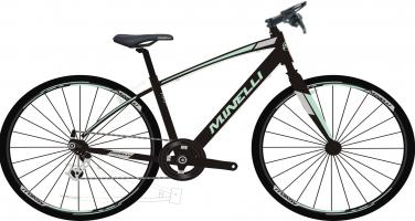 VÉLO HYBRIDE Minelli - Performance 1 Femme - 2021 hybrid bike