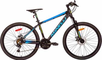 Vélo de Montagne MINELLI - Tornado Shox - 2019 Mountain bike