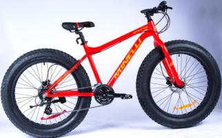 vélo fat bike MINELLI - Grind - 2021