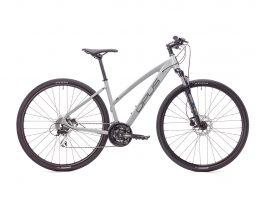 vélo hybride suspension Opus - Intersect 3 Step-Thru - 2021 hybrid suspension bike