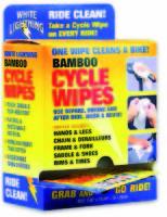 White lightningBamboo cycle wipes