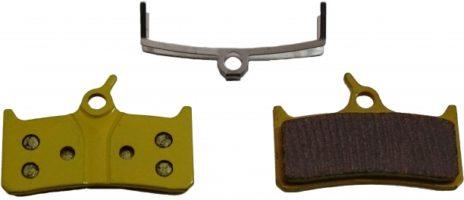 Plaquettes de frein Baradine - DS-09 brake pads