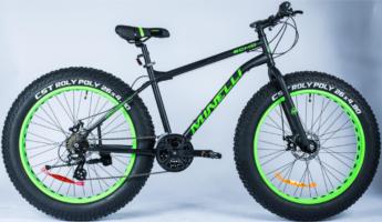 Vélo fat bike MINELLI - Echo - 2019
